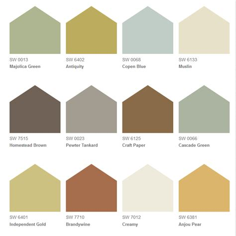 tuscan color palette you match up your desired