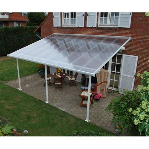 glass patio awning porch deck canopy palram view all garden