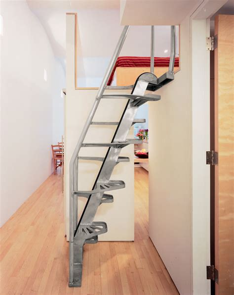 Attic Stairs Design 27 Really Cool Space Saving Staircase Designs Digsdigs