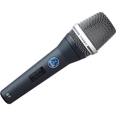 Akg D7 Dynamic Vocal Microphone akg d7s premium vocal dynamic microphone w switch dynamic microphones store dj
