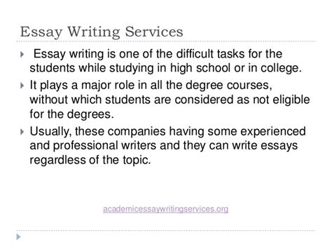Cheapest Essay Writing Service by Cheap Essay Writing Service