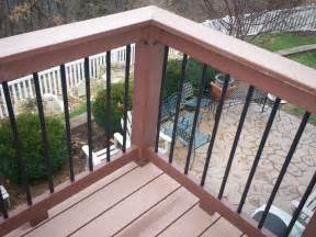 Outdoor Balusters Deck Railing Ideas How To Choose The Best Rail Design For