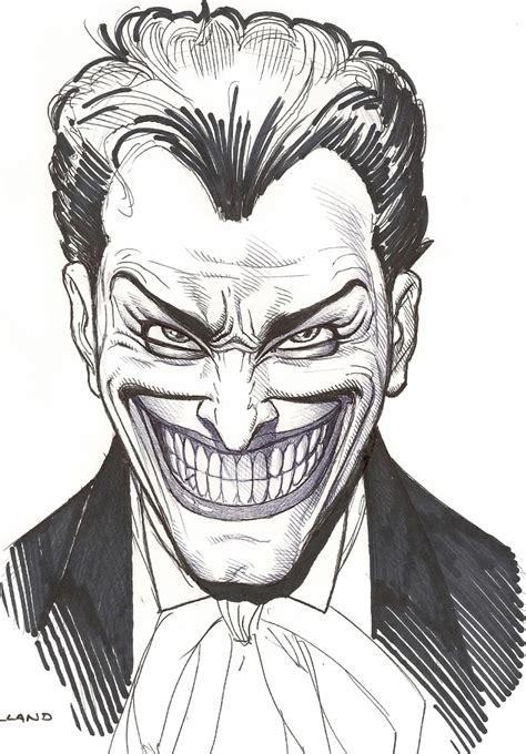 Drawings Of Joker Faces 2 Drawn Artwork Joker Pencil And In Color Drawn Artwork Joker