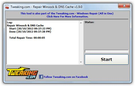 reset winsock tool 7 tools to restore your internet connection by repairing