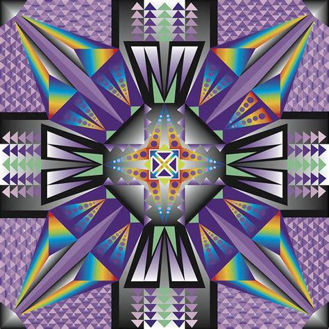 printinglarge drawing tiles sharp tile art digital art by james sharp