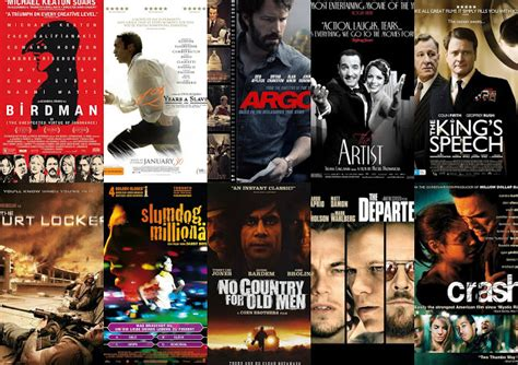 Best Film Oscar Last 10 Years | expat in the city movie review oscars best picture in