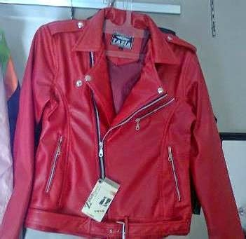 Jaket Semi Kulit Keren Untuk Pria99 Bahan Mirip Kulit Domba Asli 3 jaket kulit sintetis store