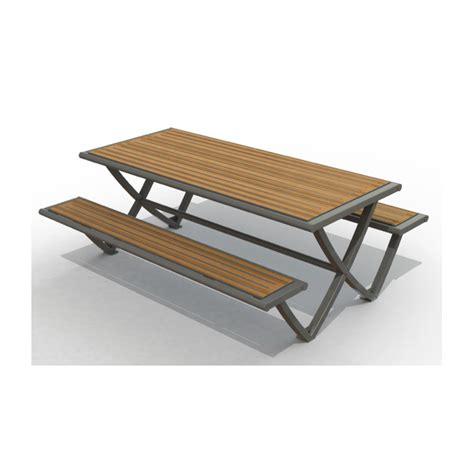 Table Pic Nique by Table De Picnic En Compact Mobilier Urbain Dmc Direct
