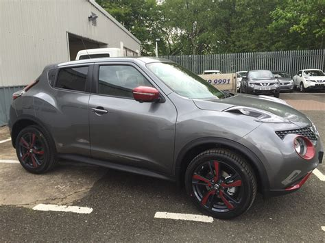 grey nissan juke nissan juke grey and red reviews prices ratings with