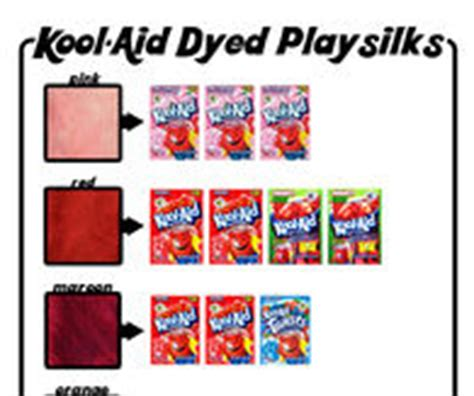 kool aid hair dye chart kool aid colors 1 with titles libby flickr of color chart