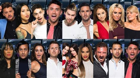 celebrity big brother 2016 contestants which stars are yes you have seen them before big brother 2016