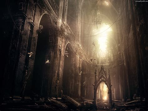 wallpaper abstrak gothic wallpaper horor spooky places