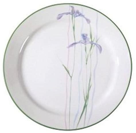 corelle iris pattern amazon com corelle impressions 10 1 4 inch dinner plate