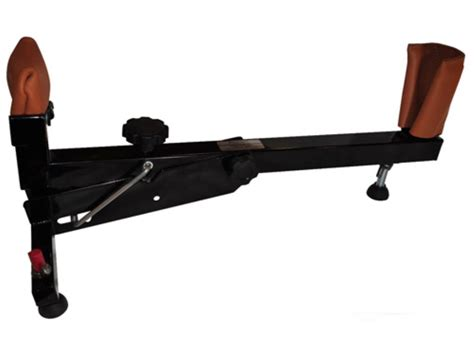 rifle shooting bench rest benchmaster cadillac rifle shooting rest steel black mpn