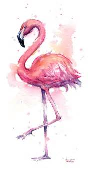 Pink Flamingo L by Best 25 Flamingo Illustration Ideas On