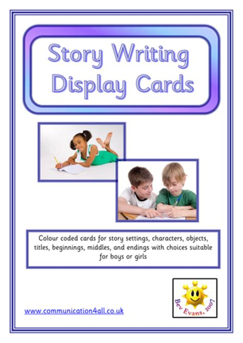 tes new year story resources story writing cards for display by bevevans22 teaching