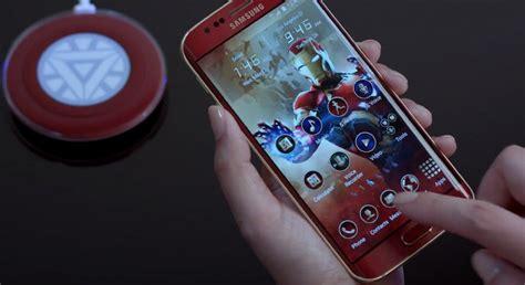 Arc Reactor Ironman Xiaomi Mi4 samsung galaxy s6 edge iron edition official launches
