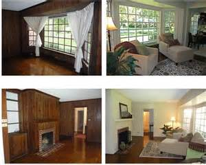 painting paneling before and after photos 17 best images about funeral home on pinterest natale