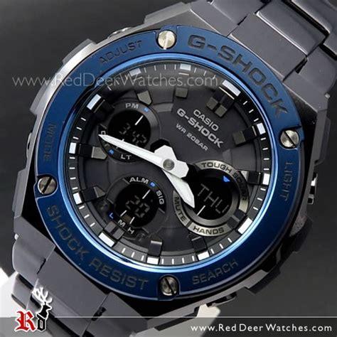 Jam Tangan Casio G Shock Gst 201 jual jam tangan casio g shock gst s110bd 1a2 tough solar