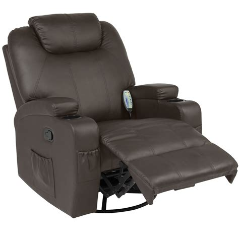 best ergonomic recliner best choice products massage recliner sofa chair heated w