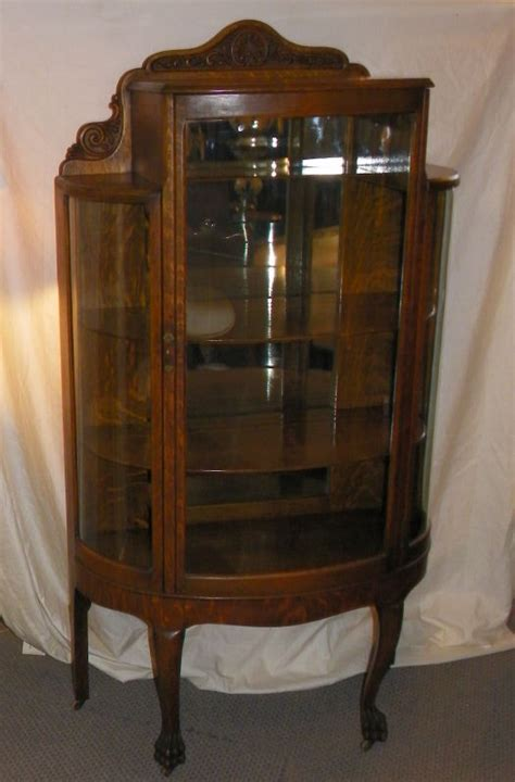 bargain s antiques 187 archive antique oak curio