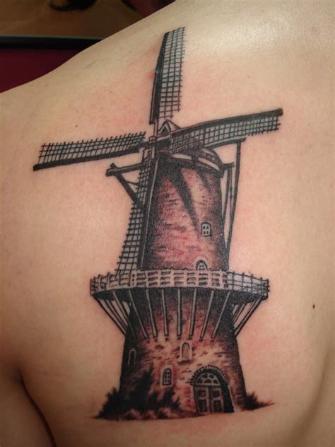windmill by nelsonmandingo on deviantart