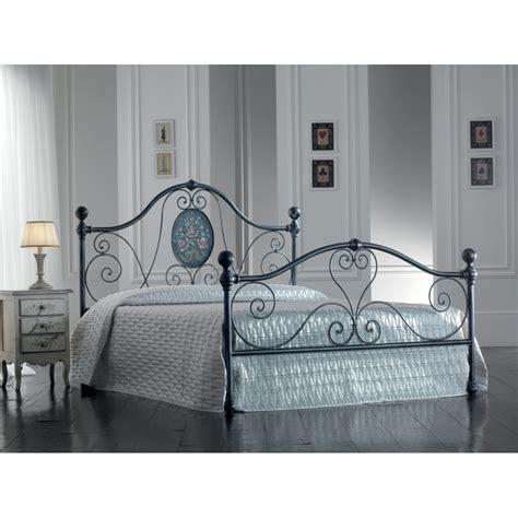 letti ferro letto ferro battuto caterina