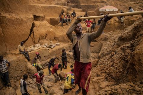 democratic republic of congo child labor mining inside the democratic republic of congo s diamond mines