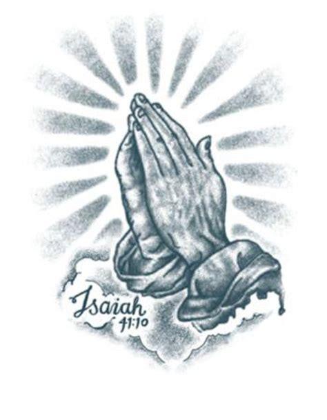 isaiah 41 10 tattoo isaiah 41 10 praying temporary tattooednow