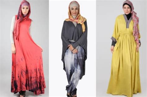 Baju Muslim Modern Warna Hijau baju dan busana muslim modern terbaru tips
