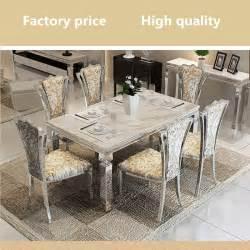 room table modern sets
