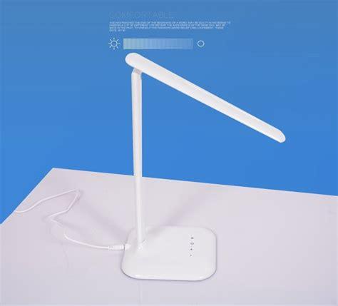 membuat lu led belajar lu led lipat meja belajar 300 lumens white