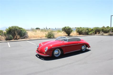 porsche speedster replica for sale porsche vehicles specialty sales classics
