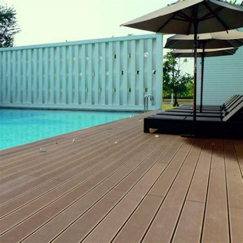 pavimenti in legno composito per esterni prezzi listone in legno composito wpc bamboo per pavimentazione