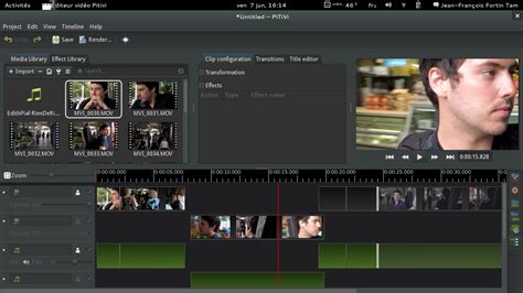 video editing software free download full version softpedia pitivi download linux softpedia linux