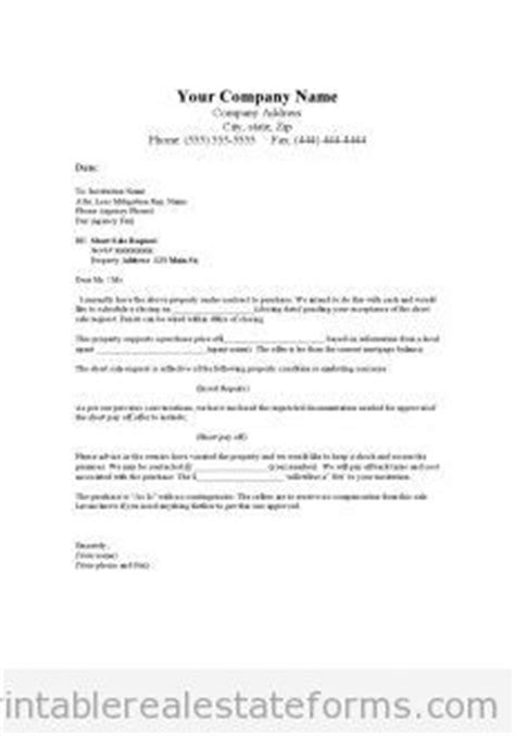 Offer Letter Addendum Free Offer Letter Condition Printable Real Estate Document Free Printable Real