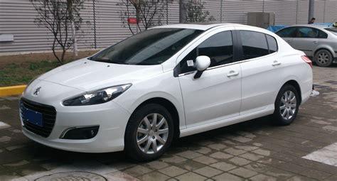 peugeot sedan 2013 file peugeot 308 sedan china 2013 02 28 jpg wikimedia