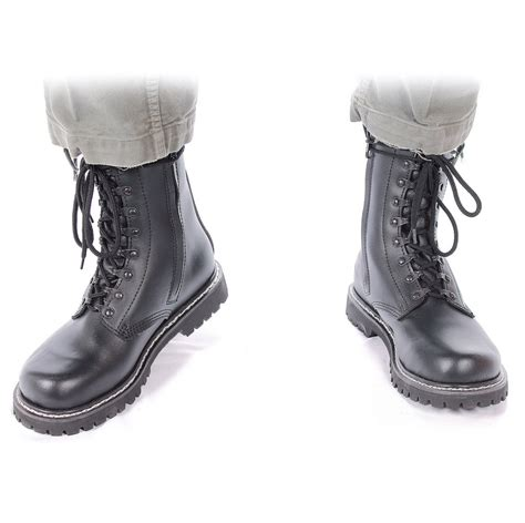 Boots Air Wings On Army Size 39 43 nato pilotstiefel winter boot side zip army wholesale