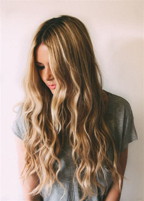 cute hairstyles curly hair beach tips for long hair beach waves hair stylewe blog