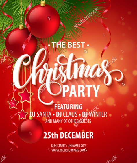 templates for christmas party invitations 21 christmas party invitation templates free psd