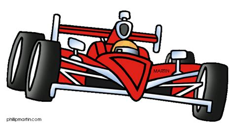 Indy Car Clip Art (28 )