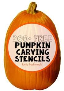 pumpkin carving letter templates 200 free pumpkin carving stencils family fresh meals pumpkin stencil carving patterns archives free stencil