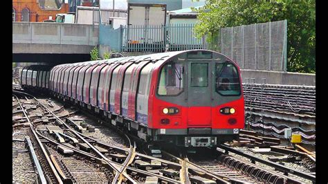 96 best look up for the trains images on pinterest model london underground tube train action from 2012 baker st