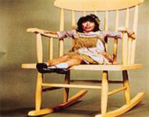 Tomlin Rocking Chair by Rowan Martin S Laugh In Tellwut