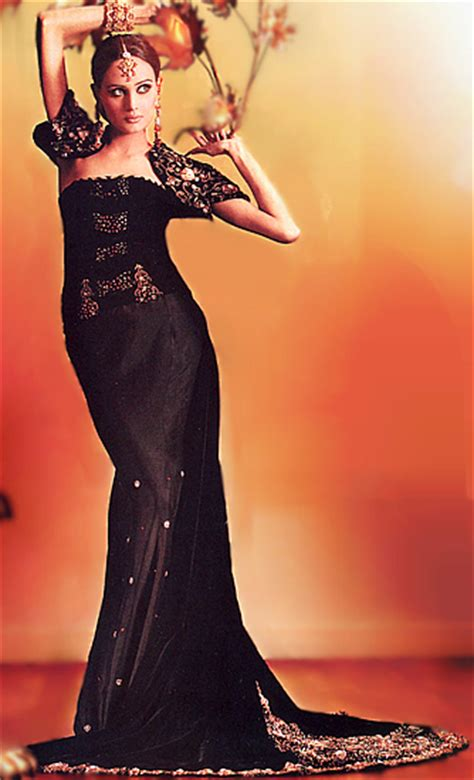 Dress Devia bw320 black mermaid lehenga black devia designer