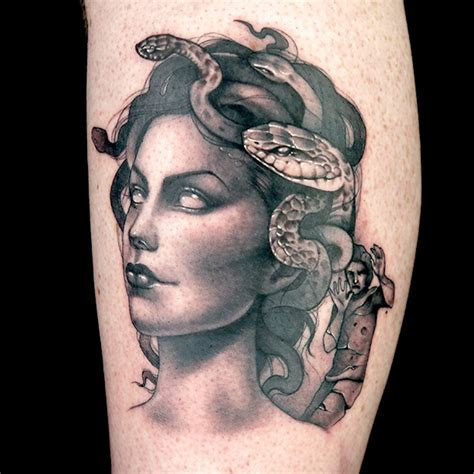 elimination tattoo medusa ink master photo galleries