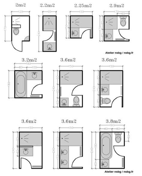 Badezimmer Klein Grundriss by Dise 241 A Un Ba 241 O En Pocos Metros