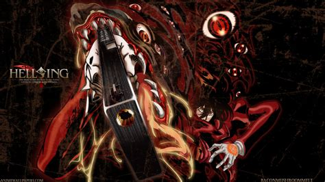 hellsing ultimate hellsing wallpaper