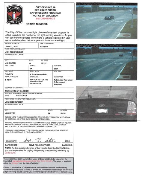 pay red light camera ticket can you fight red light camera ticket ontario