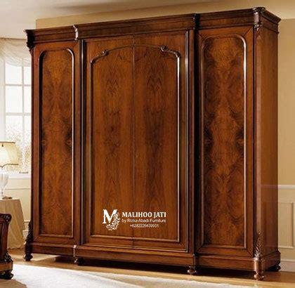 Almari Jati 4 Pintu almari pakaian jati minimalis 4 pintu rizka abadi furniture rizka abadi furniture